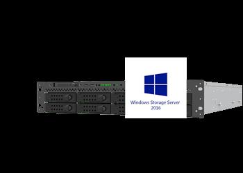 rapidNAS® CXM – Workgroup NAS Windows Storage Server
