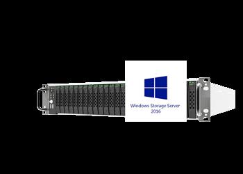 rapidNAS® ESM – Enterprise NAS Windows Storage Server