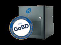 ArcStor pro – zertifiziert nach GoBD
