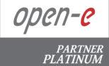 Open-E Partner Logo - Platinum